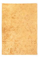 Vloerkleed Viscose 160 x 230 cm - Oker