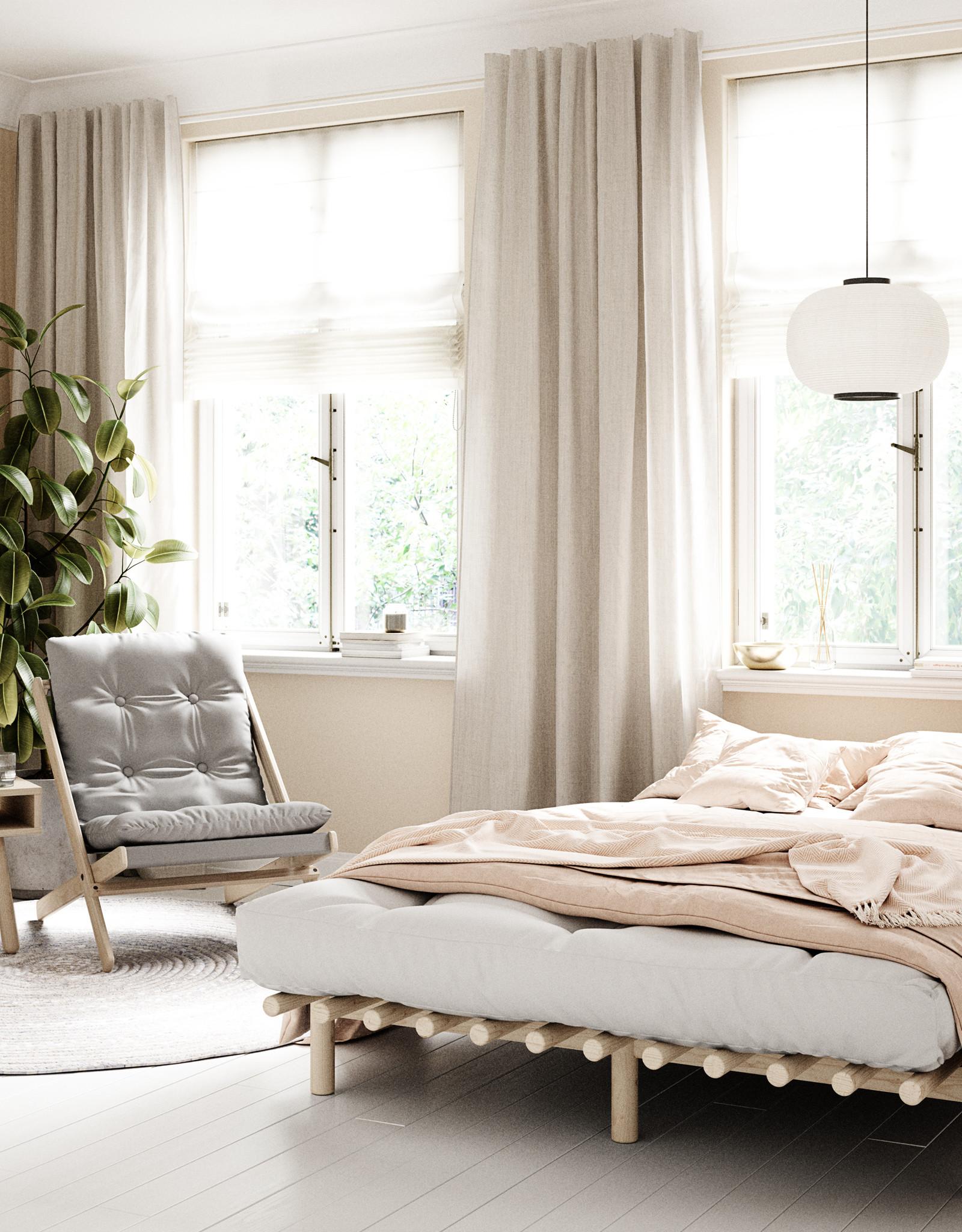 Karup Design Bedframe Pace (2 kleuren, 3 maten)