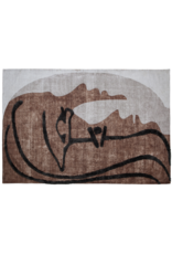 Vloerkleed 170 x 240 cm - The Artist's Faces