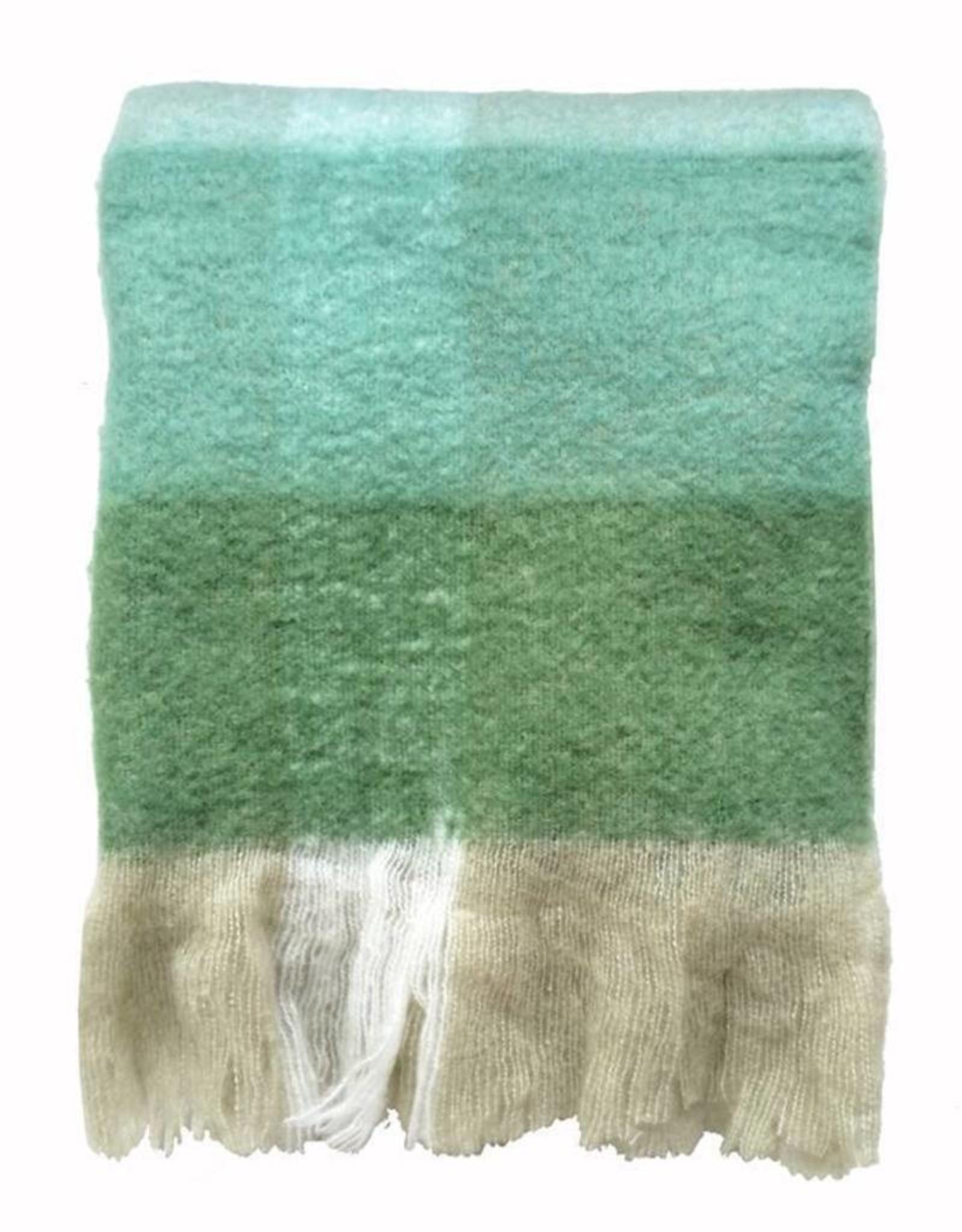 Plaid Soft Pea Green