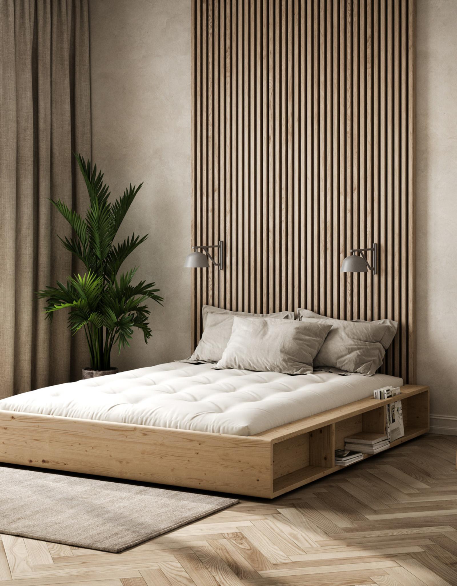 Karup Design Bedframe Ziggy (3 maten, 2 kleuren) - Direct leverbaar