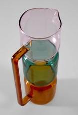 Karaf Coloured Glass