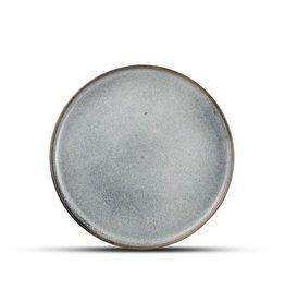 Ontbijtbord Grijsblauw Ø21 cm