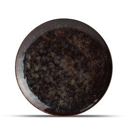 Bord Ø 26 cm Hazy Black