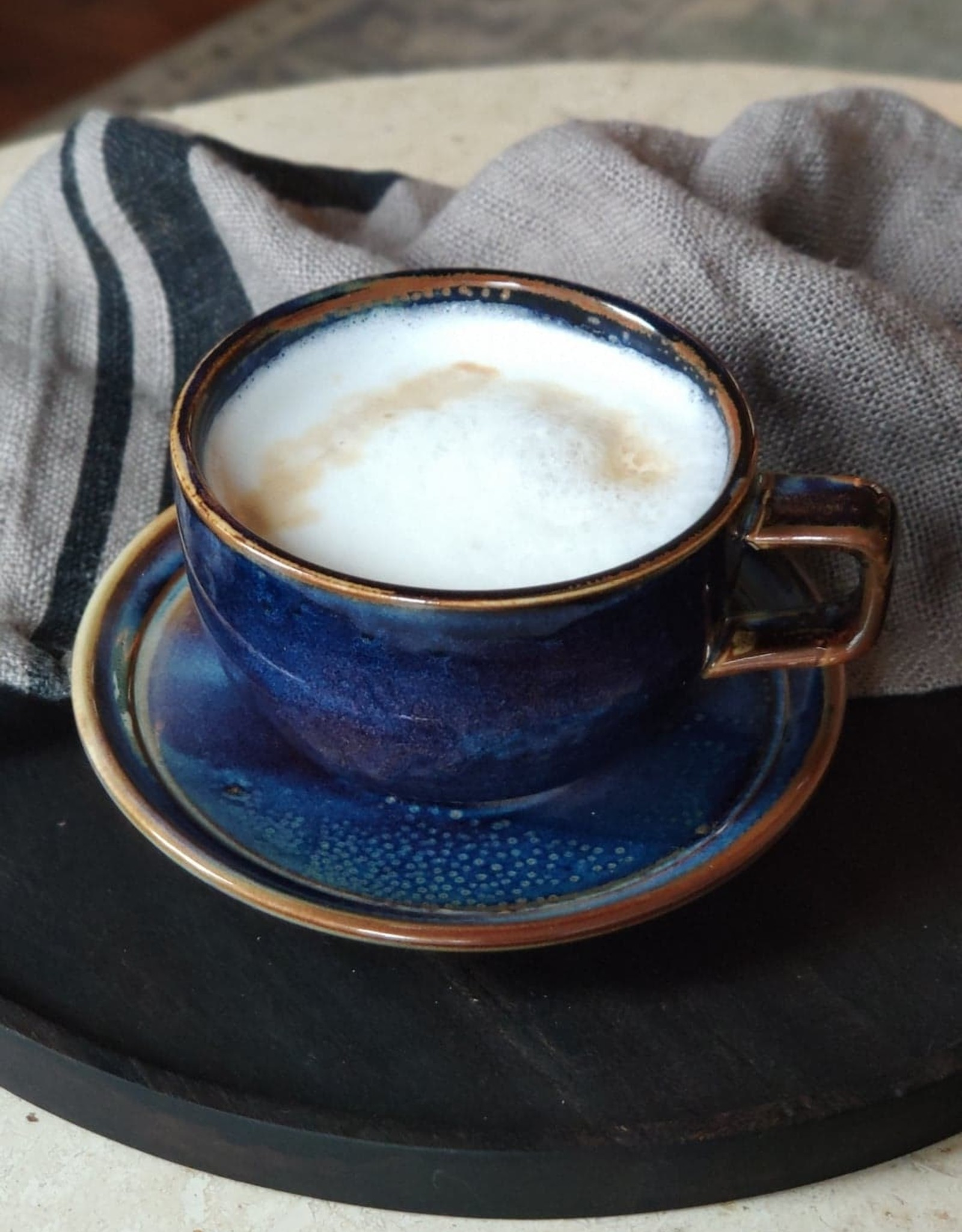 Onderbord Galaxy universeel voor espresso-, cappuccino en koffietas