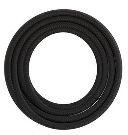 Fabric kabel 1.5m zwart