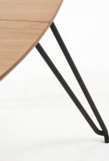 Tafel Rond/Ovaal uitschuifbaar fijne poten