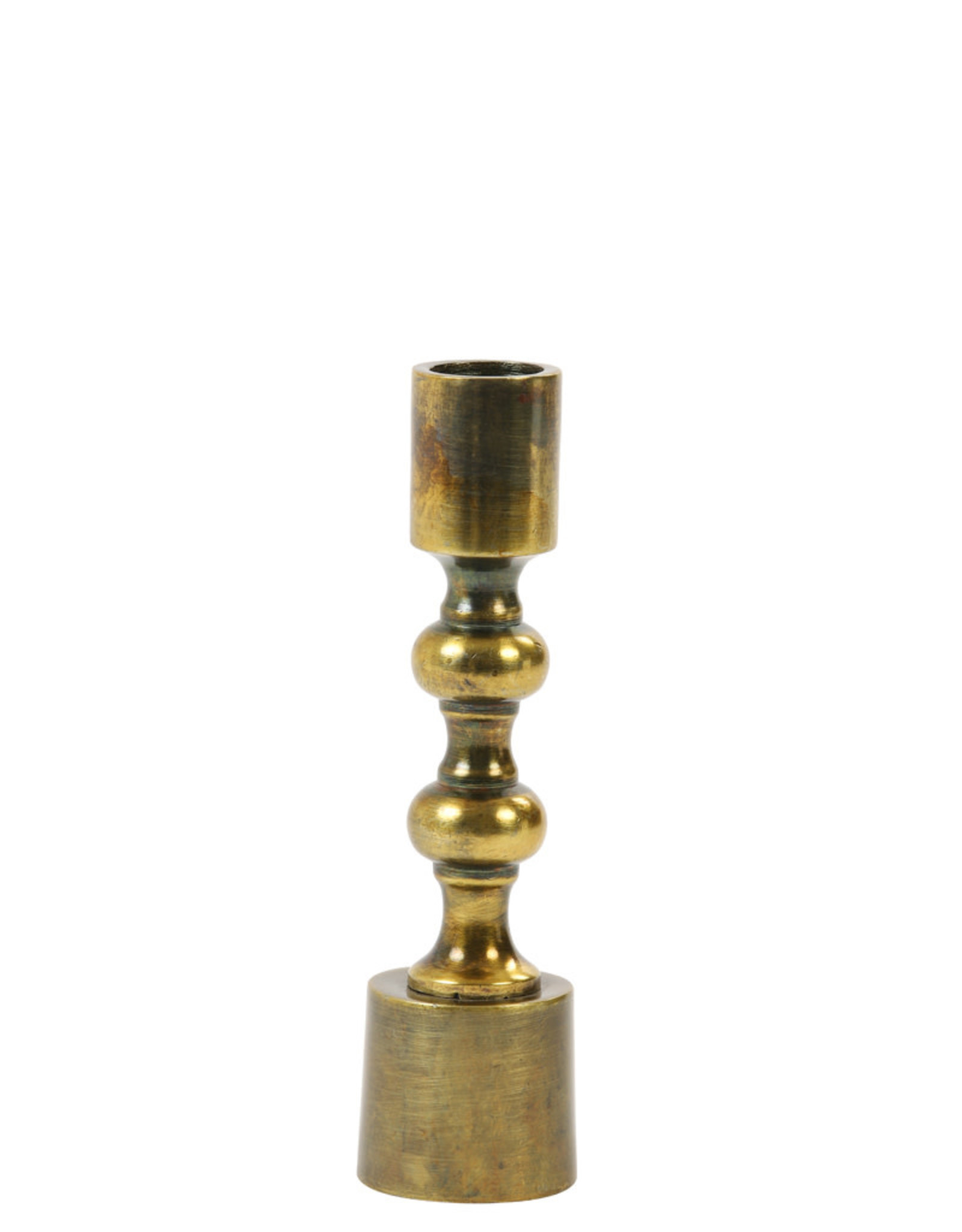 Kandelaar Gold Bubble H16 cm
