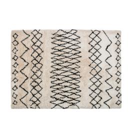 Vloerkleed 230 x 160 cm in Berberstijl