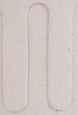 Bloempot Drips - Ivory Ø18 cm
