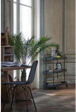 Set van 2 Tuinstoelen Staycation - zwart