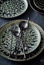 Ontbijtbord Ø21 cm - Greece Emerald