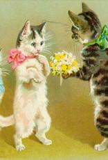 Madame Treacle Kaart vintage petite 'The Bouquet'