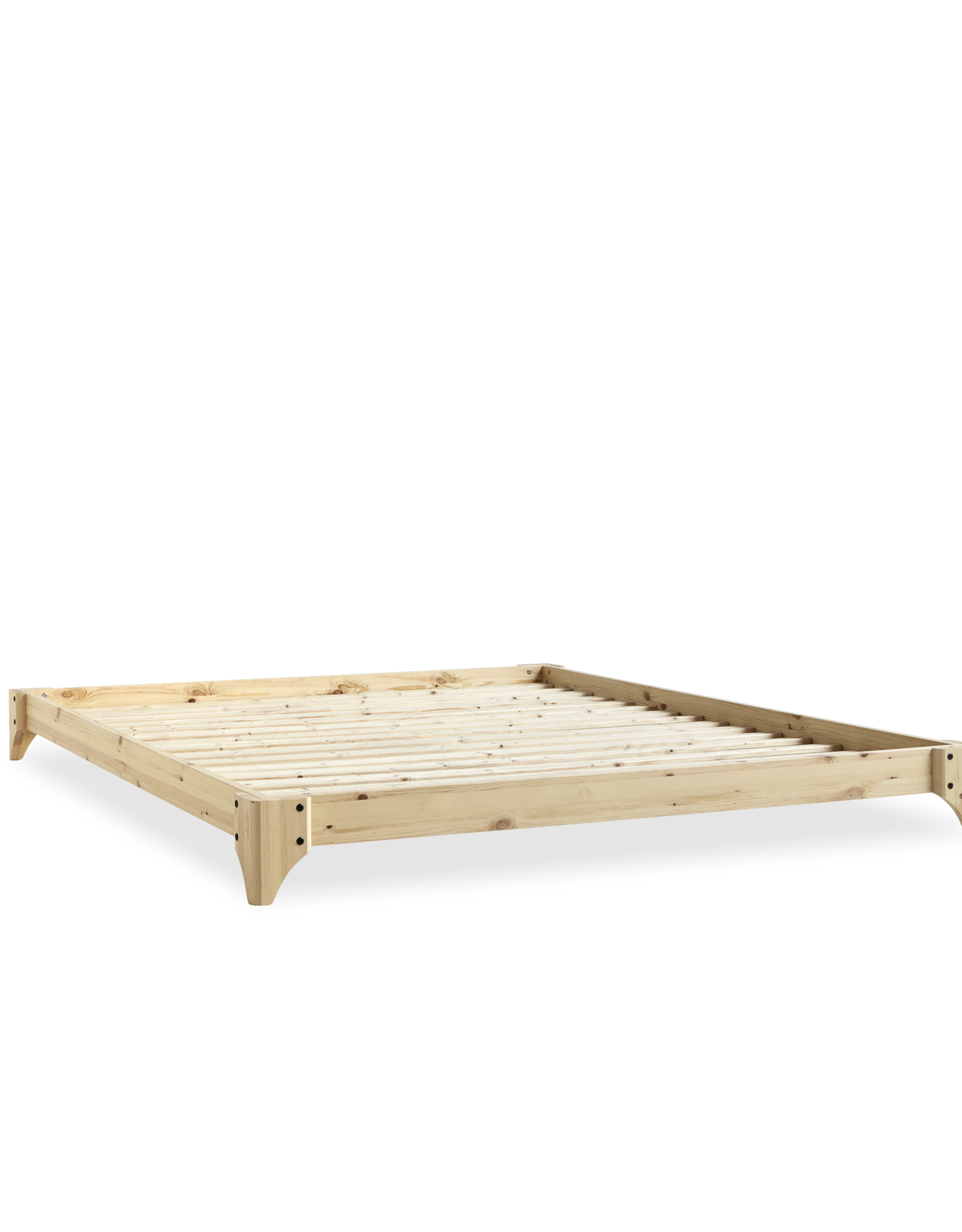 Karup Design Bedframe Elan  (3 maten ) - Transparant gelakt