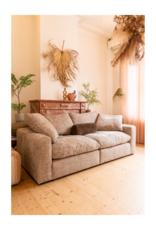 U&S sofa collection The Cloud 3-zit - Renegade Desert 109