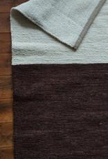 Casa Cubista Vloerkleed Colour Block 170 x 240 cm - Bruin