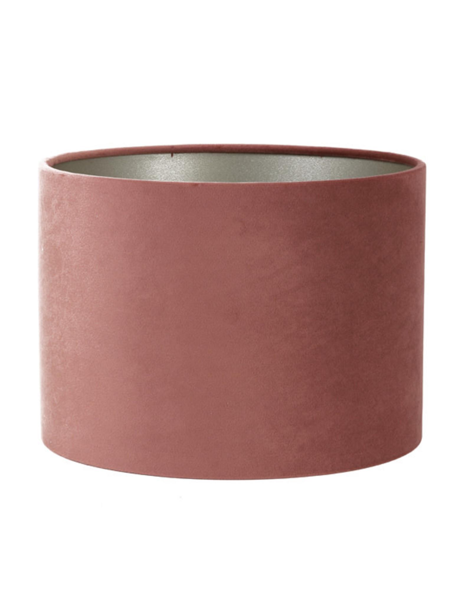 Lampenkap Velvet Pink Ø20 cm