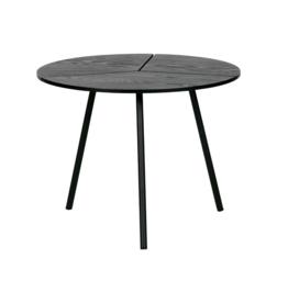 Salontafel Peace Ø48 cm - zwart