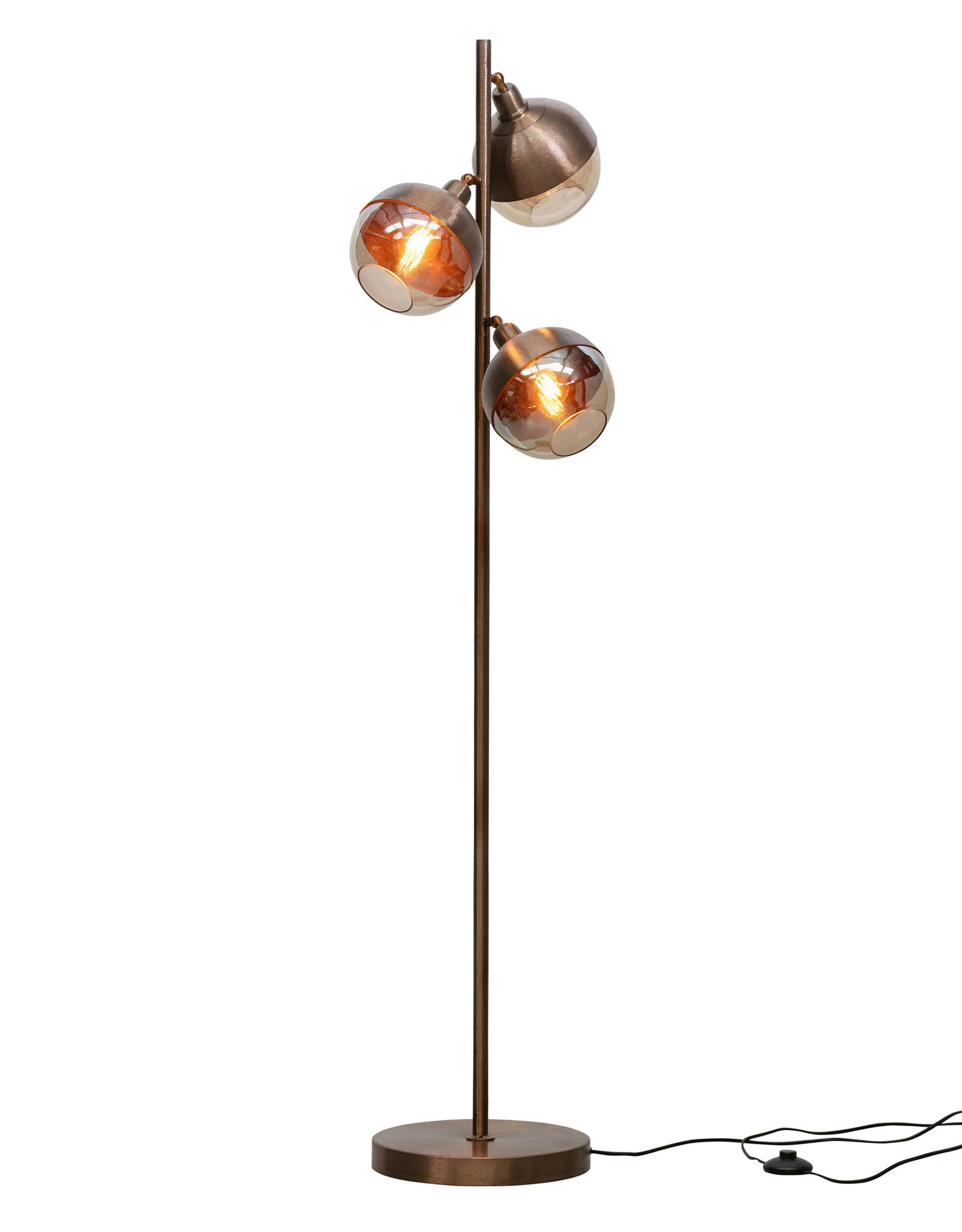 Staande lamp Globes