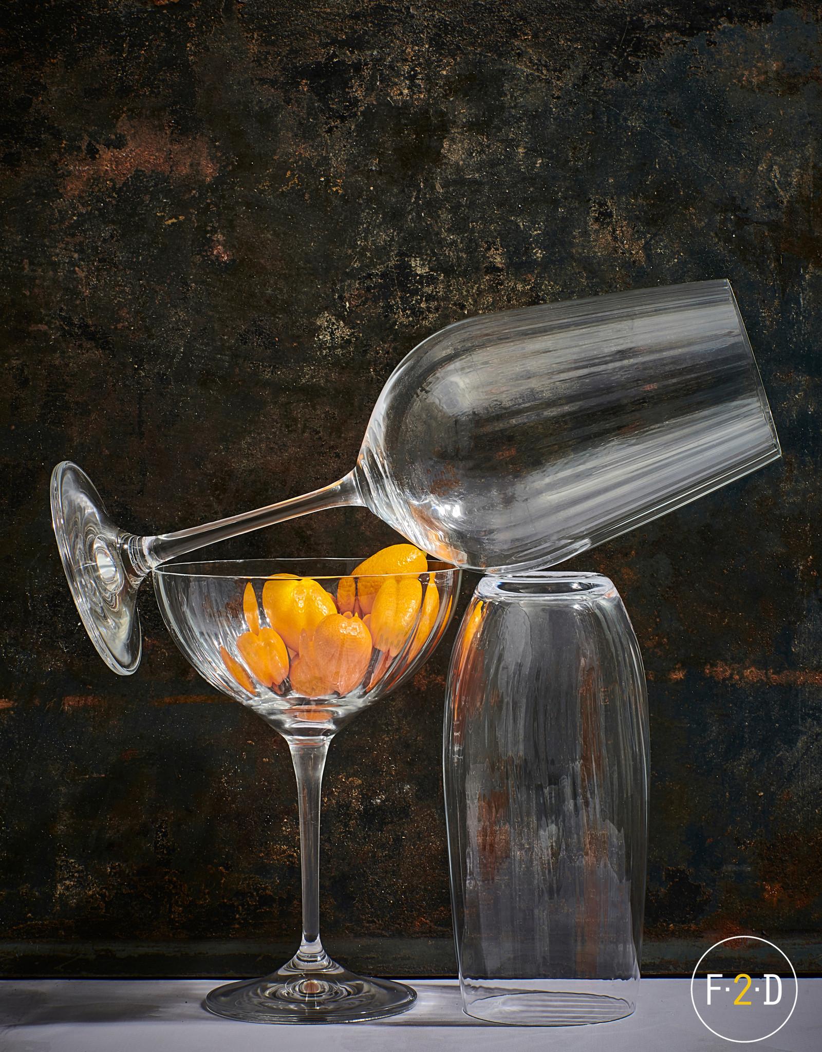Wijnglas Kristalglas 55 cl - set v 12