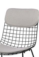 HK Living Wire Chair Comfort Kit - Pebble