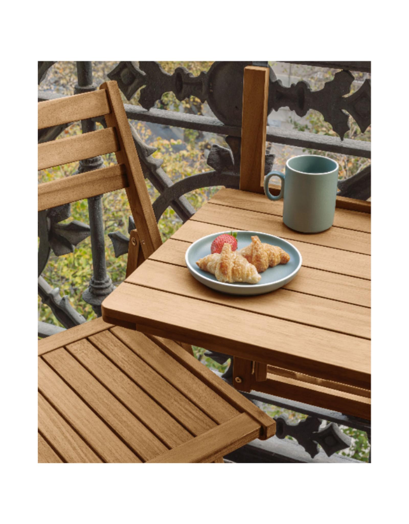 Balkontafel - Acacia