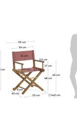 Regisseurstoel opvouwbaar - Acacia (FSC)