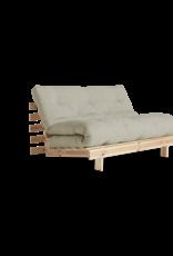 Karup Design Zetelbed Roots 140 raw - Direct leverbaar