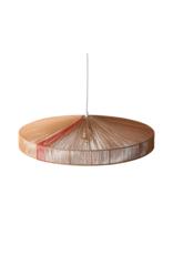 HK Living Hanglamp Pendant Rope - Terra Shades