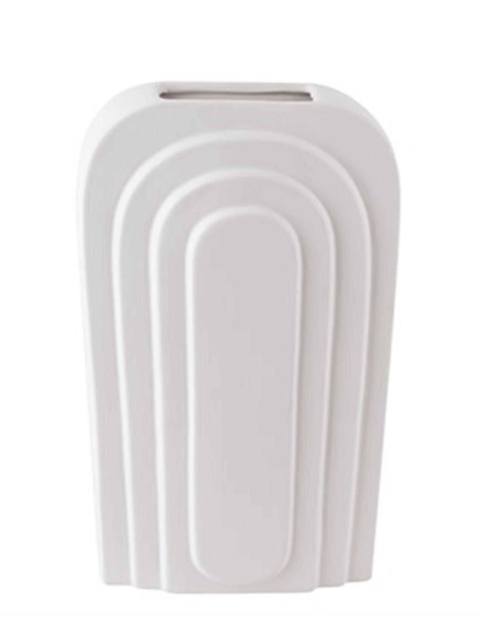 Vaas Ceramic Arc S - wit