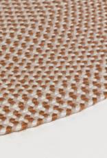 Buitentapijt rond Ø150 cm PET - beige