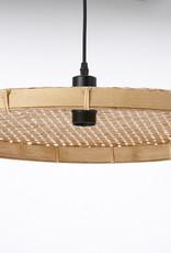 Hanglamp Ø60 Rotan Disc