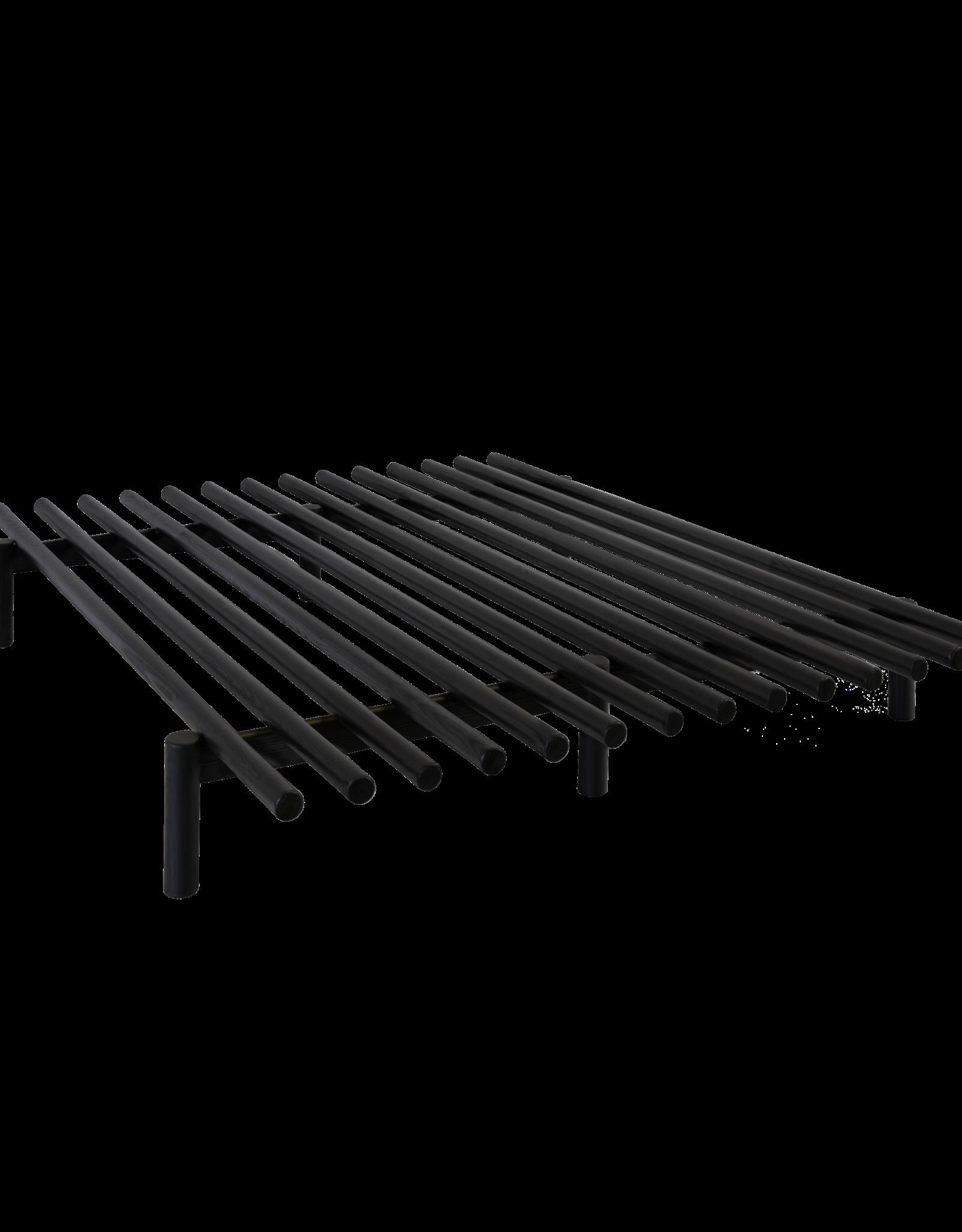 Karup Design Bedframe Pace 140 x 200 - zwart