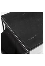 Salontafel Zwart Marmer 60 x 60 cm