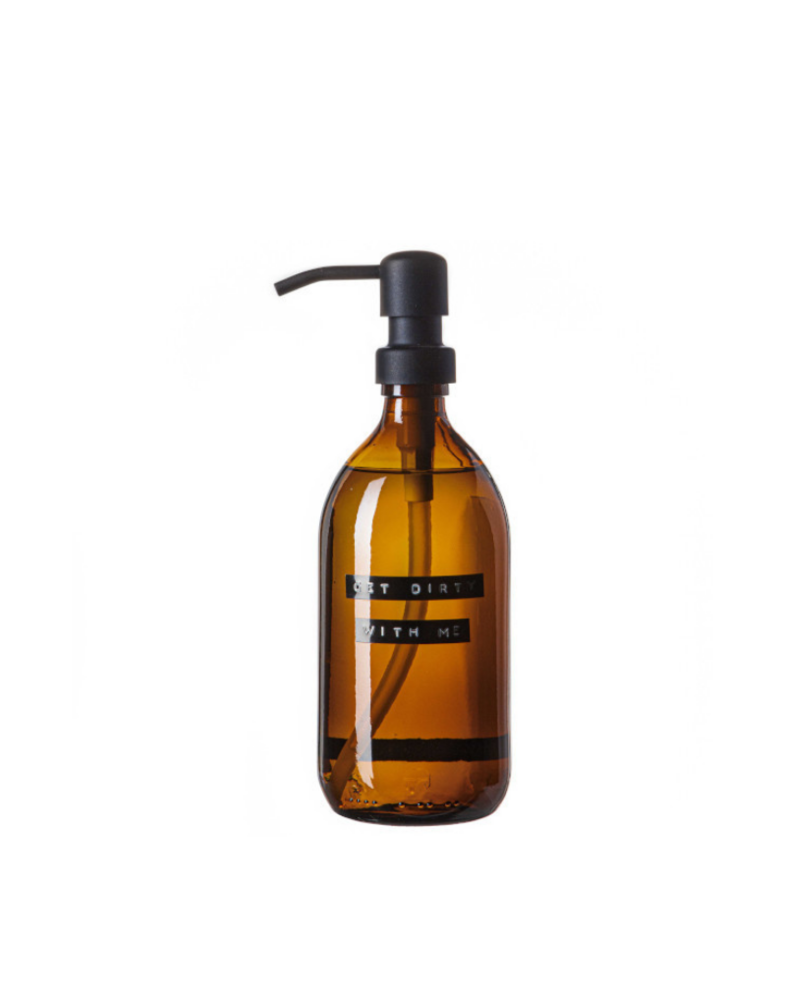Wellmark Afwasmiddel in hervulbare fles 500ml - Get Dirty With Me