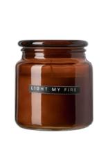 Wellmark Geurkaars Cedarwood (groot) - Light My Fire
