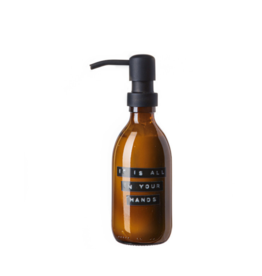 Wellmark Handcréme Hervulbare Fles 250ml - It Is All In Your Hands