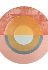 Bold Monkey Vloerkleed Ø240 cm Flip The Rainbow