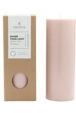 Original  Home Stompkaars Eco H20 cm - blossom roze