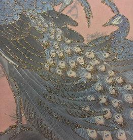 "vanilla fly Kaart ""Pauw"" peacock (incl. envelop)"
