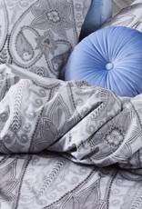 Essenza Kussen Button - Lavender Blue
