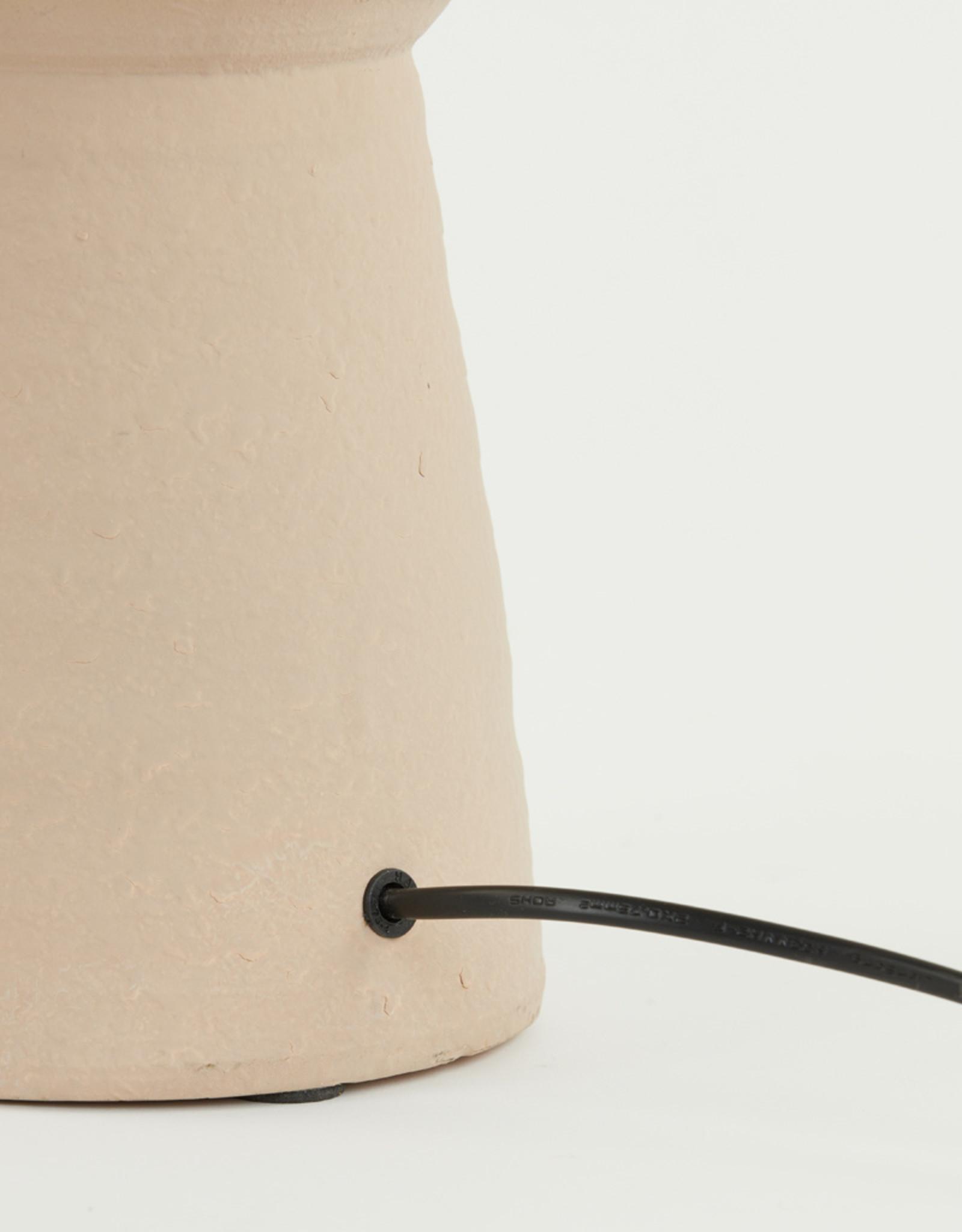 Lampvoet keramiek H51 cm