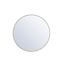 Spiegel Ø120 cm Immense - gold