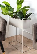 Set van 2 Plant Stands - Sand Beige plantenstandaard