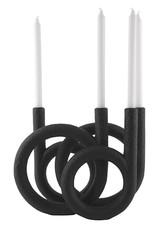 Kandelaar Rings - Black