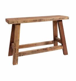 Original  Home Bankje van gerecyleerd hout