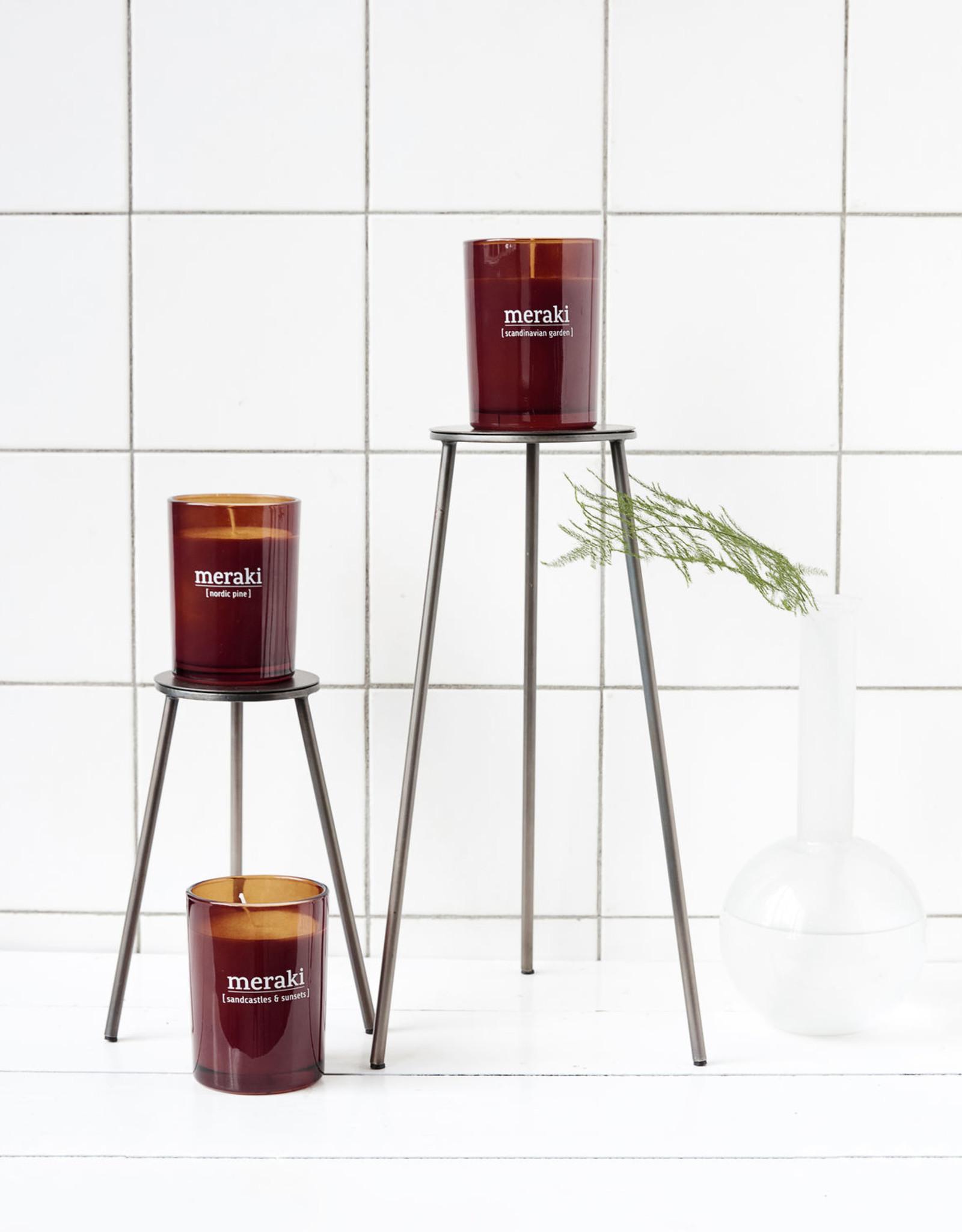 Meraki Geurkaars sojawas Nordic Pine