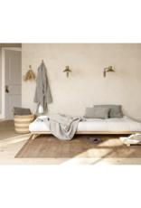Karup Design Bedframe Senza 90 x 200 - transparant gelakt