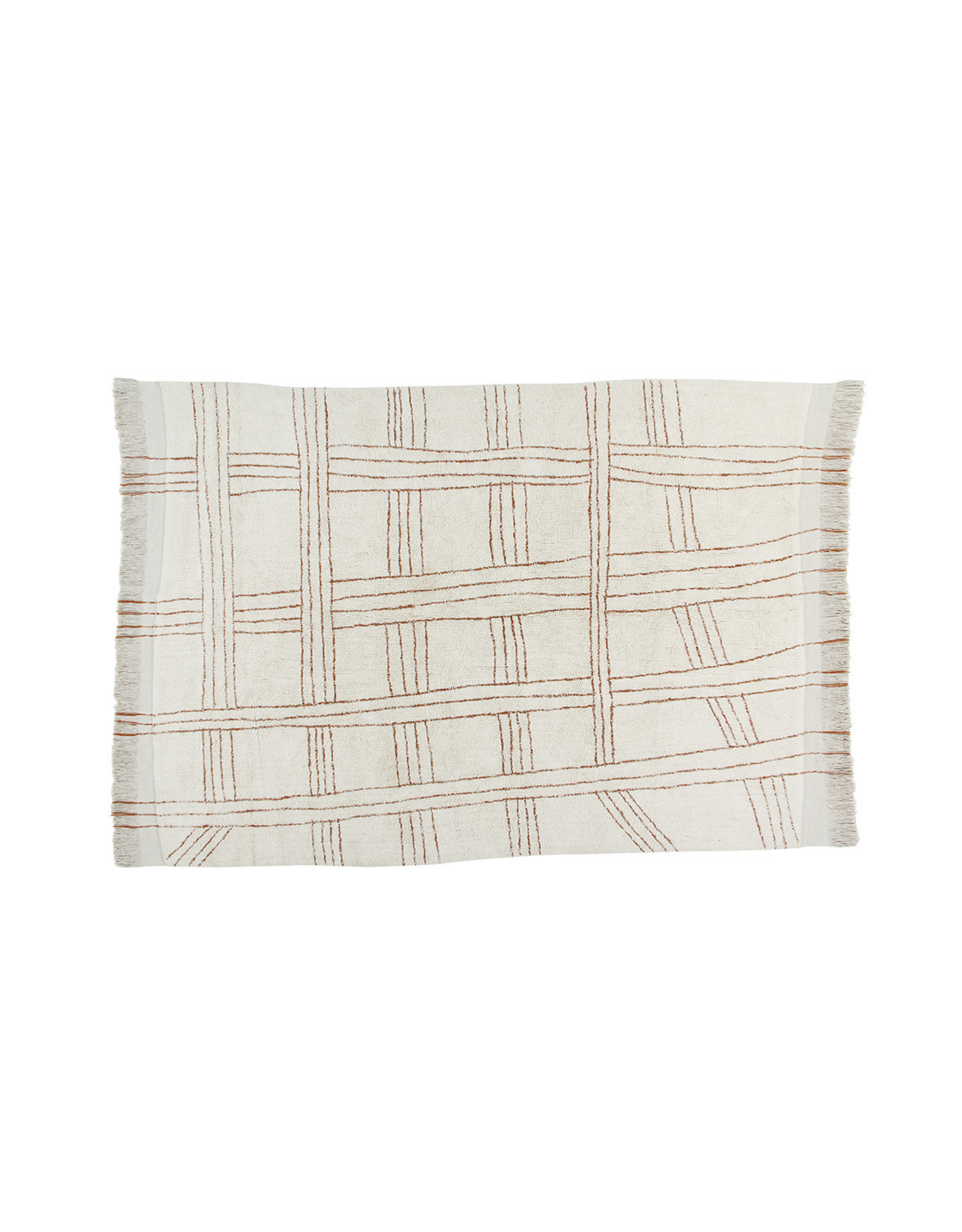 Lorena Canals Woolable Tapijt 240 x 170 cm - Shuka Seashell