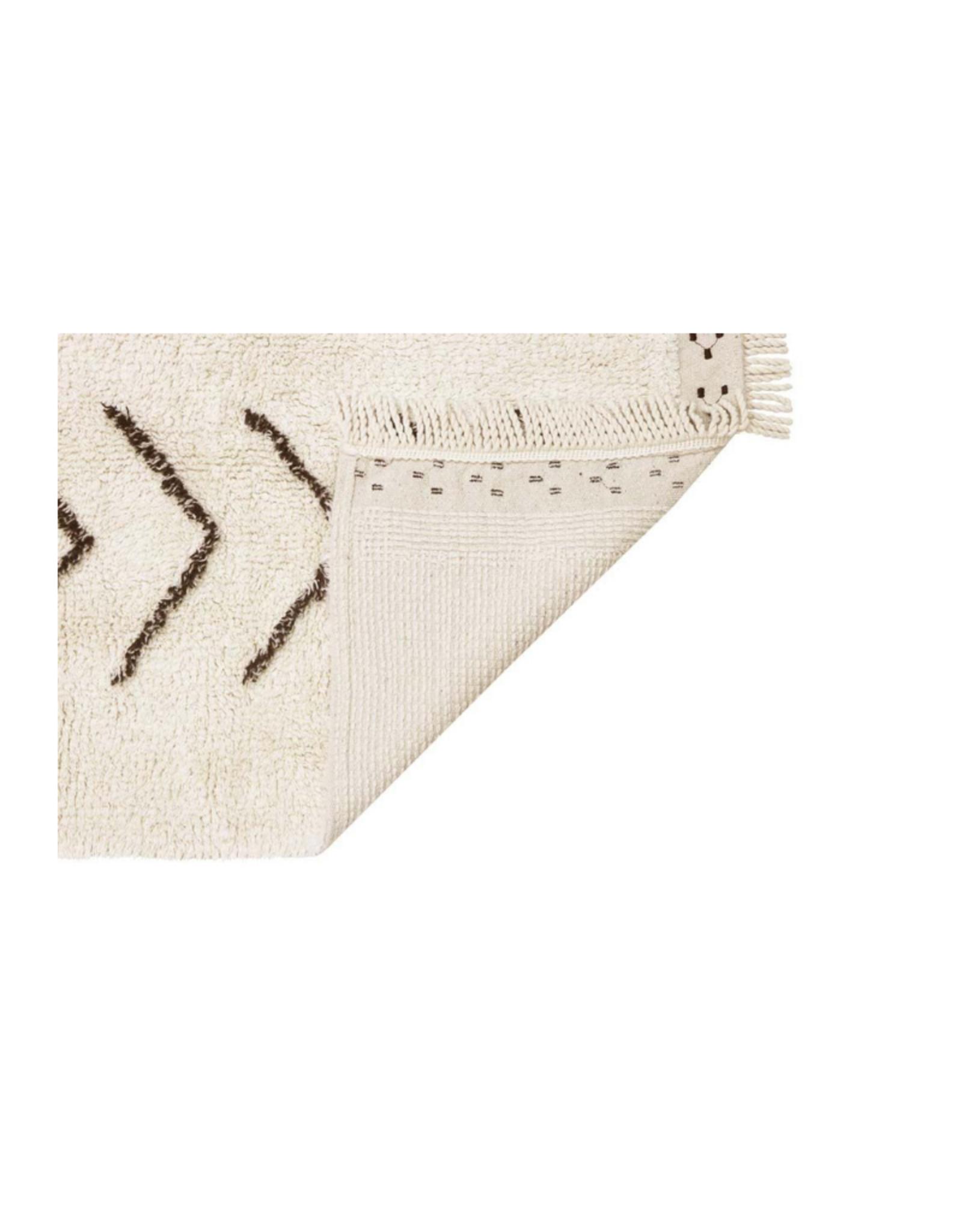 Lorena Canals Vloerkleed Bereber Rhombs 170 x 240 cm- Washable katoen